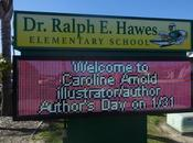 HUNTINGTON BEACH AUTHORS FESTIVAL, Visit Hawes School