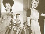 1940s Fashion Vogue Under Twenty Dresses