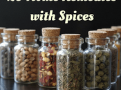 Home Remedies with Spices from Your Kitchen