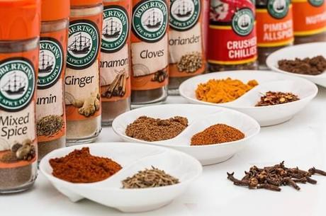 home remedies with spices