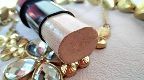 Max Factor Shimmer Panstick Review, Swatch & Application