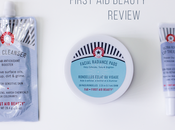 First Beauty Skincare Review