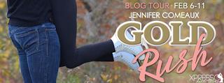 Gold Rush Blog Tour Day 6