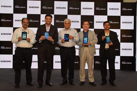 Galaxy Tab Iris launch