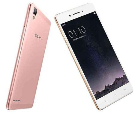 oppo f1official