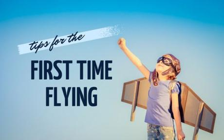 flying for the first time