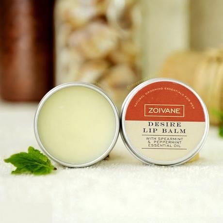 Valentine's Day $Gift For Him #1 : Desire Lip Balm by Zoivane Men