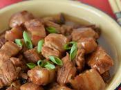 Easy Chinese Braised Pork Belly Hong Shao