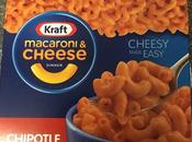 Today's Review: Kraft Chipotle Macaroni Cheese