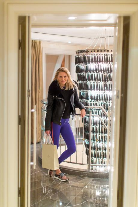 Fitness On Toast - Corinthia Hotel London Review Luxury Travel Wellness Active Escape -8