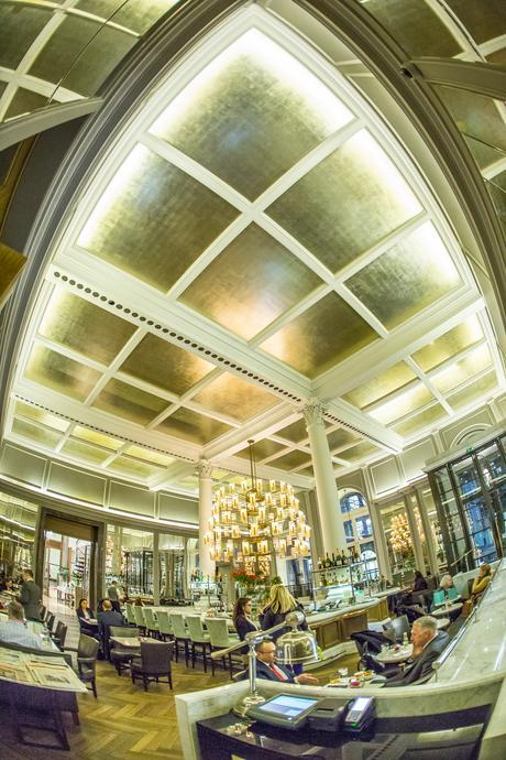 Fitness On Toast - Corinthia Hotel London Review Luxury Travel Wellness Active Escape -59