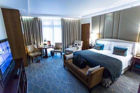 Fitness On Toast - Corinthia Hotel London Review Luxury Travel Wellness Active Escape -32