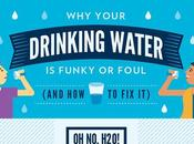 Your Drinking Water Tastes Foul (and