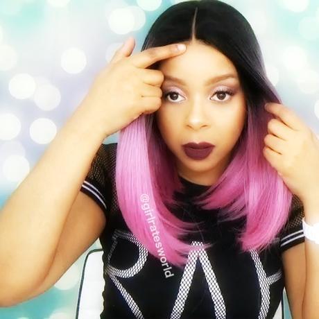 Zury Sis Slay Synthetic Hair Pre Tweezed Part Wig – SLAY H MARS