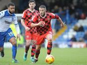 Cuvelier Goes Injured Walsall Draw With Scunthorpe United