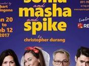 Repertory Philipines' Vanya Sonia Masha Spike