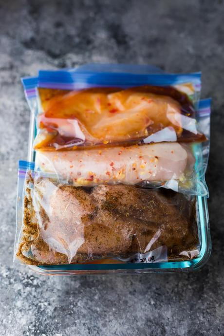 7 Chicken Marinades You Can Make Ahead and Freeze-2