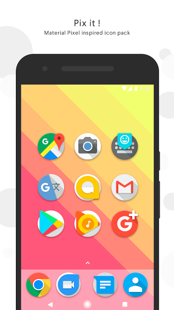Pix it – Icon Pack v1.9 APK