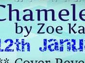 Cover Reveal Chameleon