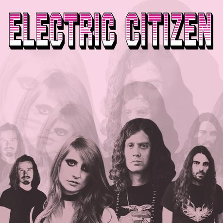 Electric Citizen announce tour with The Crazy World of Arthur Brown, post Daytrotter session