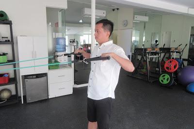 Rejuvenating the Body at Polarity Prehabilitation