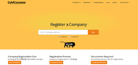QuickCompany: Back Your Startup, Business With Copyrights & Trademarks