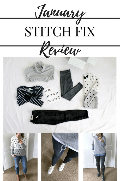 January Stitch Fix #10 Review