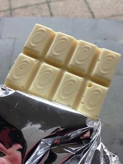 Poundland Creamy White Chocolate