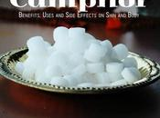Camphor Benefits, Uses Side Effects Skin Body