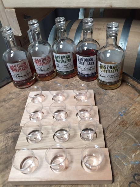 Put Your Toes in the Sand and a Drink in Your Hand with San Diego Distillery