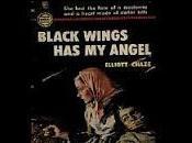 Black Wings Angel Elliot Chaze- Feature Review