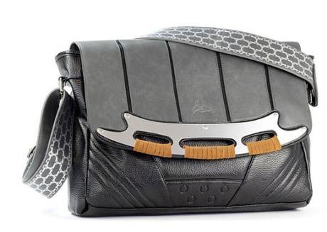 Star Trek Klingon Style Messenger Bag