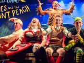 Tickets JAMES GIANT PEACH!