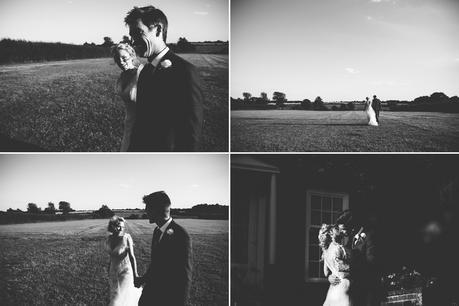 JURASSIC PARK MEETS NORTH NORFOLK GARDEN WEDDING    AMY + NICK