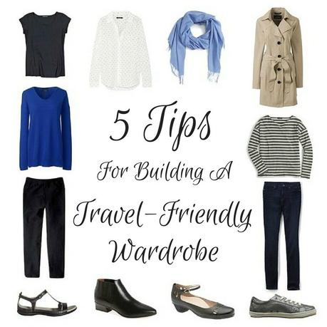 5 tips for a travel-friendly wardrobe