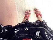 Tasseled Wrap Around Shoes