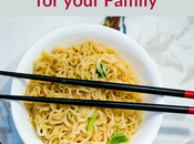 Instant Noodles Your Family
