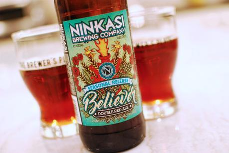 Beer Review – Ninkasi Brewing Company Believer Double Red Ale