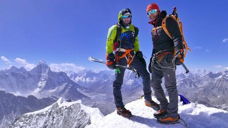 Ueli Steck Training in Nepal Ahead of Spring Everest-Lhotse Attempt