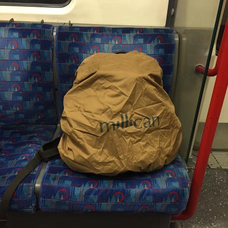 #London Rain No.2: Essential Kit @homeofmillican