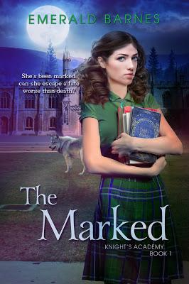 Author Emerald Barnes talks about writing Paranormal