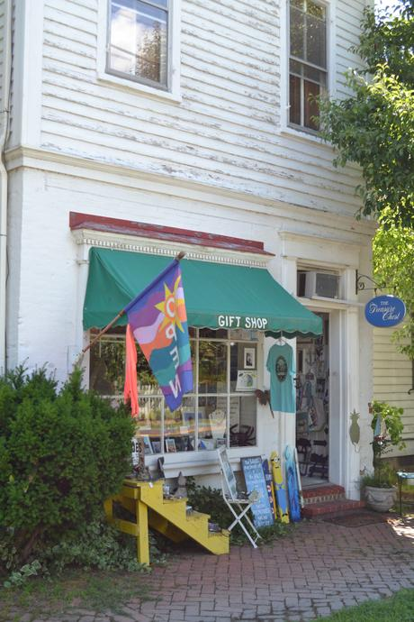 Writing About Places in Fiction – Maryland's Eastern Shore in Inn Significant