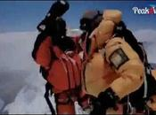Video: Climbers Summit Approach Everest