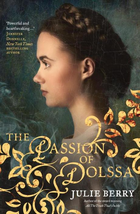Book Review – The Passion of Dolssa