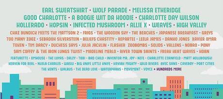 Canadian Music Week 2017 – Round 2 Artist Announcement