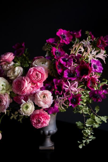 Lush Pink Floral Arrangement