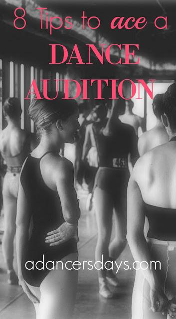 8 Tips to Ace a Dance Audition