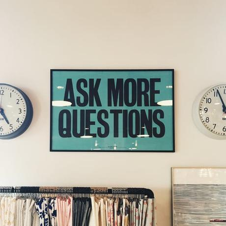 50 questions you should ask and answer