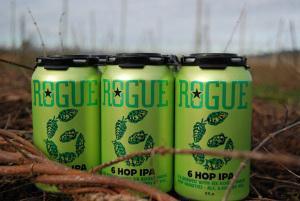 Rogue distributes award-winning 6 Hop IPA