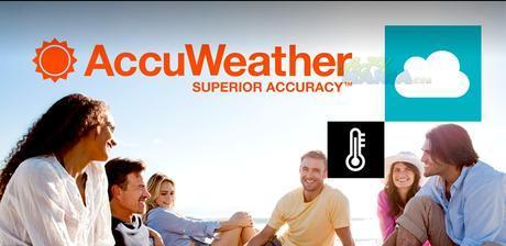 AccuWeather Platinum v4.6.1 APK